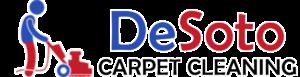 DESOTO CARPET CLEANING LOGO